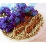 аюрведический УБТАН-скраб для лица с молотой абрикосовой и виноградной косточкой