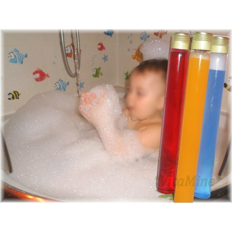 ароматная ПЕНА ДЛЯ ВАННОЙ для детей и взрослых