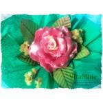 Букет из одной мыльной розы (под заказ)