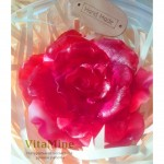 Мыло Роза (без оформления)