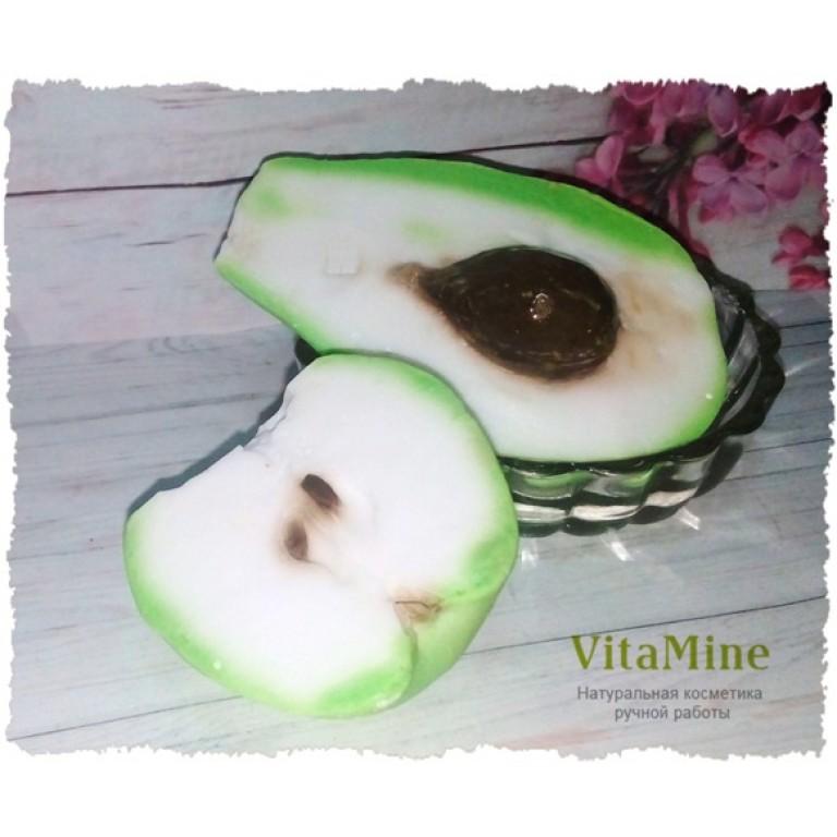 Мыло Яблоко и Авокадо (под заказ)