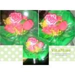 Букет розовых роз 2 (Под заказ)