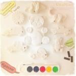 Детский творческий набор - 3d раскраска